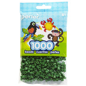 Dark Green - Perler Beads 1000/Pkg