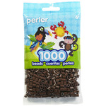 Brown - Perler Beads 1000/Pkg