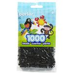 Black - Perler Beads 1000/Pkg