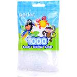 Clear - Perler Beads 1000/Pkg