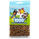Light Brown - Perler Beads 1000/Pkg