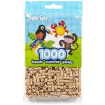 Tan - Perler Beads 1000/Pkg