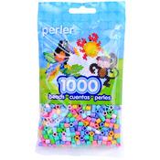 Pastel Mix - Perler Beads 1000/Pkg