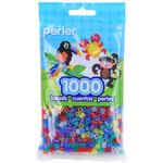 Glitter Mix - Perler Beads 1000/Pkg
