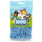 Pastel Blue - Perler Beads 1000/Pkg