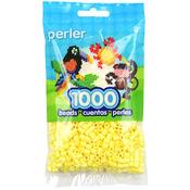 Pastel Yellow - Perler Beads 1000/Pkg