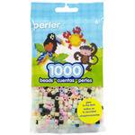 Glow Mix - Perler Beads 1000/Pkg