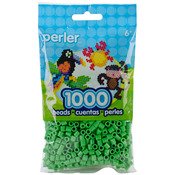 Bright Green - Perler Beads 1000/Pkg