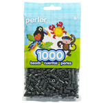 Dark Gray - Perler Beads 1000/Pkg