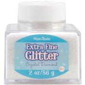 Crystal - Extra Fine Glitter 2 Ounces