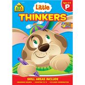 Little Thinkers Preschool - Preschool Workbooks 32 Pages