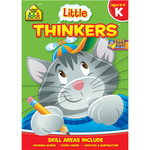 Little Thinkers Kindergarten - Preschool Workbooks 32 Pages