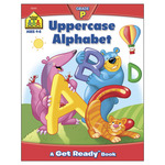 Uppercase Alphabet - Preschool Workbooks 32 Pages