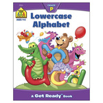 Lowercase Alphabet - Preschool Workbooks 32 Pages