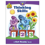 Thinking Skills - Preschool Workbooks 32 Pages