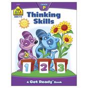 Thinking Skills - Preschool Workbooks 32 Pages