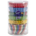 Primary 150/Pkg - Mini Baking Cups
