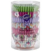 Pinks 150/Pkg - Mini Baking Cups