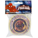 Spider-Man 50/Pkg - Standard Baking Cups