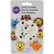 Decorating Candy 1oz - Large Eyeball