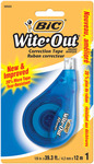 Bic Wite Out EZ Correct Tape