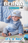 It's A Boy -Baby Coordinates - Bernat