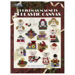 Christmas Magnets In Plastic Canvas - Leisure Arts