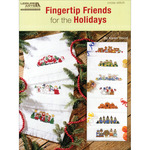 Fingertip Friends For The Holidays - Leisure Arts