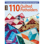 110 Quilted Potholders - Leisure Arts