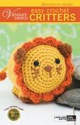 Easy Crochet Critters -Vanna's Choi - Leisure Arts