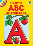 The Little ABC Coloring Book - Dover Publications