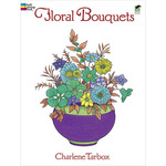 Floral Bouquets Coloring Book - Dover Publications