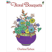 Floral Bouquets Coloring Book - Dover Publications