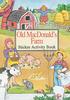 Old MacDonald's Farm Sticker Activ - Dover Publications