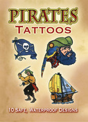 Pirates Tattoos - Dover Publications