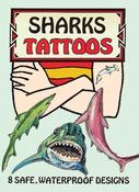Sharks Tattoos - Dover Publications