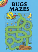 Bugs Mazes Book - Dover Publications