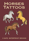 Horses Tattoos - Dover Publications