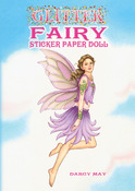 Glitter Fairy Sticker Paper Doll Book - Dover Publications