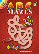 ABC Mazes Book - Dover Publications