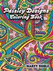 Paisley Designs Coloring Book - Dover Publications