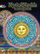Mystical Mandala Coloring Book - Dover Publications
