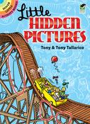 Little Hidden Pictures Book - Dover Publications