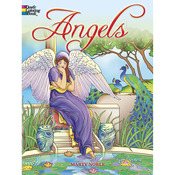 Angels Coloring Book - Dover Publications