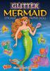 Glitter Mermaid Sticker Paper Doll Book - Dover Publications