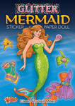 Glitter Mermaid Sticker Paper Doll Book - Dover Publications