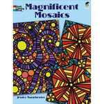 Magnificent Mosaics Coloring Book - Dover Publications