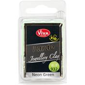 Neon Green - PARDO Jewelry Clay 56g
