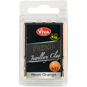 Neon Orange - PARDO Jewelry Clay 56g