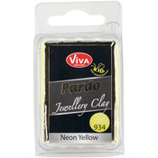 Neon Yellow - PARDO Jewelry Clay 56g